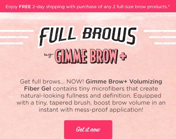 Shop Gimme Brow+